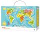 Пазл Dodo Карта мира / 300110 (100эл) -