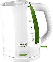 Электрочайник Atlanta ATH-617 (зеленый) -