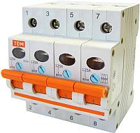 Выключатель нагрузки TDM SQ0211-0034 (мини-рубильник) -