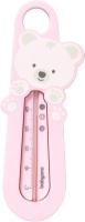 Детский термометр для ванны BabyOno Мишка 777/03 (розовый) -