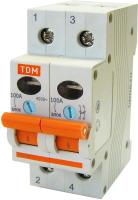 Выключатель нагрузки TDM SQ0211-0013 (мини-рубильник) -