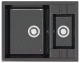 Мойка кухонная Elmar M-08 (черный Q4) -