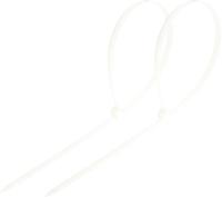 Стяжка для кабеля Rexant 07-0200-5 (100шт, белы) -