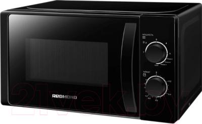Микроволновая печь Redmond RM-2004 (черный) -