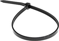 Стяжка для кабеля Rexant 07-0401-8 (100шт, черный) -