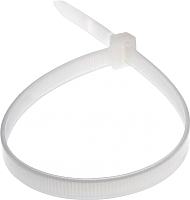 Стяжка для кабеля Rexant СКМ 300 / 07-0309 (100шт, белый) -
