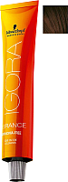 Крем-краска для волос Schwarzkopf Professional Igora Vibrance 3-65 (60мл) -