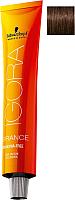 Крем-краска для волос Schwarzkopf Professional Igora Vibrance 4-66 (60мл) -