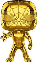 Фигурка Funko POP! Bobble. Marvel MS 10. Iron Spider 38482 / Fun1944 -