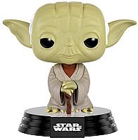 Фигурка Funko POP! Bobble. Star Wars. Dagobah Yoda 10105 / Fun1116 -