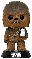 Фигурка Funko POP! Bobble. Star Wars.The Last Jedi Chewbacca 14748 / Fun1801 -