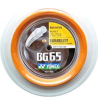 Струна для бадминтона Yonex Bg 65 Coil Orange (200м) -