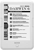 Электронная книга Onyx Boox Darwin 6 (белый) -