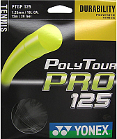 Струна для теннисной ракетки Yonex Polytour PRO 125 SET / PTGP125 (12м, графитовый) -