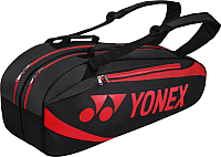 Сумка теннисная Yonex Racket Bag 8926 Aqua Black/Red / BAG8926EX -