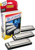 Набор губных гармошек Hohner Blues Band ValuePack M559xp -