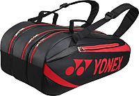 Сумка теннисная Yonex Racket Bag 8929 Black/Red / BAG8929EX -