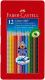 Набор карандашей Faber Castell Grip 2001 / 983756 (12шт) -