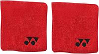Напульсник Yonex Wrist Band AC 489 / AC489EX (2шт, красный) -
