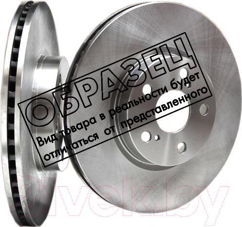 Тормозной диск Trusting, DF1045, Италия  - купить со скидкой