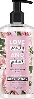 Лосьон для тела Love Beauty and Planet Восхитительное сияние (400мл) -