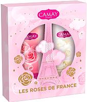 Набор косметики для тела Camay Fresh Roses гель для душа (2x250мл) -