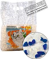 Наполнитель для туалета BioClean Лаванда (12л) -