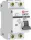 Дифференциальный автомат EKF Basic АД-12 1P+N 40А 30мА АС C / DA12-40-30-bas -