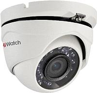 Аналоговая камера HiWatch DS-T123 (6mm) -