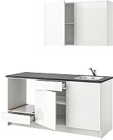 Готовая кухня Ikea Кноксхульт 193.053.55 -