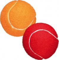 Набор игрушек для животных Trixie Теннисные мячики 34800 (разноцветные) -