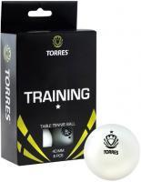 Мячи для настольного тенниса Torres Training TT0016 (белый) -