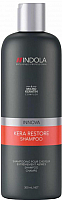 Шампунь для волос Indola Kera Restore Micro Keratin Complex (300мл) -
