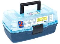 Ящик рыболовный Salmo 2х-пол. 02 мал. 1702 -