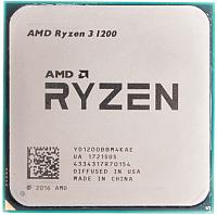 Процессор AMD Ryzen 3 1200 AM4 / YD1200BBM4KAE -