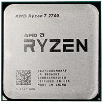 Процессор AMD Ryzen 7 2700 Tray / YD2700BBM88AF -