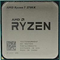 Процессор AMD Ryzen 7 2700X Tray / YD270XBGM88AF -