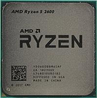Процессор AMD Ryzen 5 2600 AM4 / YD2600BBM6IAF -