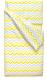 Комплект постельного белья Martoo Comfy B 1.5 / 1.5CMB-P-3-YGZ (зигзаг, желтый/серый) -