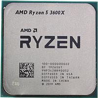Процессор AMD Ryzen 5 3600X AM4 Tray / 100-000000022 -