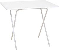 Стол садовый Testrut Scherentisch 60x63x82 / 43622 (белый) -