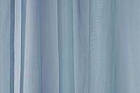 Гардины Delfa СТШ/Д-050 Voile/404 (200x250, серо-голубой) -