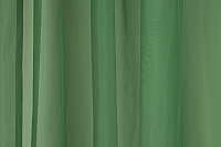 Гардины Delfa СТШ/Д-050 Voile/054 (200x270, зеленый) -