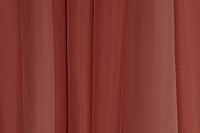 Гардины Delfa СТШ/Д-050 Voile/055 (200x270, бордовый) -