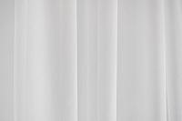 Гардина Delfa СТШ Voile W191/70000 (600x250, белый) -