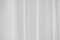 Гардина Delfa СТШ Voile W191/70000 (500x270, белый) -