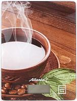 Кухонные весы Atlanta АТН-6214 (коричневый) -