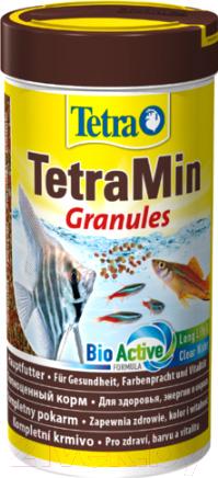 Купить Корм для рыб Tetra, Min Granules (300мл), Германия
