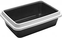 Туалет-лоток Ferplast Dodo / 72043099 (черный) -