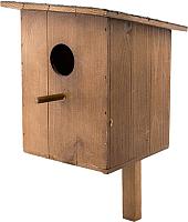 Скворечник для птиц Дарэлл RP85071 (темно-коричневый) -